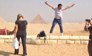 Giza Pyramids and The Sphinx Tour from Cairo Airport