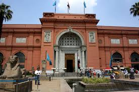 The Egyptian Museum in Cairo 6