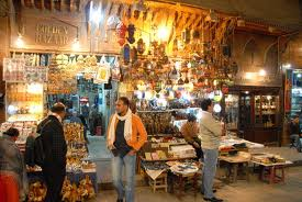 Famous Bazaars and Suburbs in Ancient Cairo from Cairo Airport